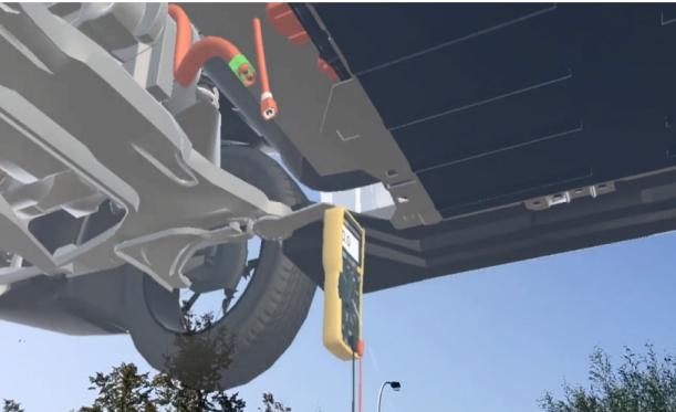 AR: Elektrische voertuigen in het klaslokaal dankzij RMDY en de HoloLens