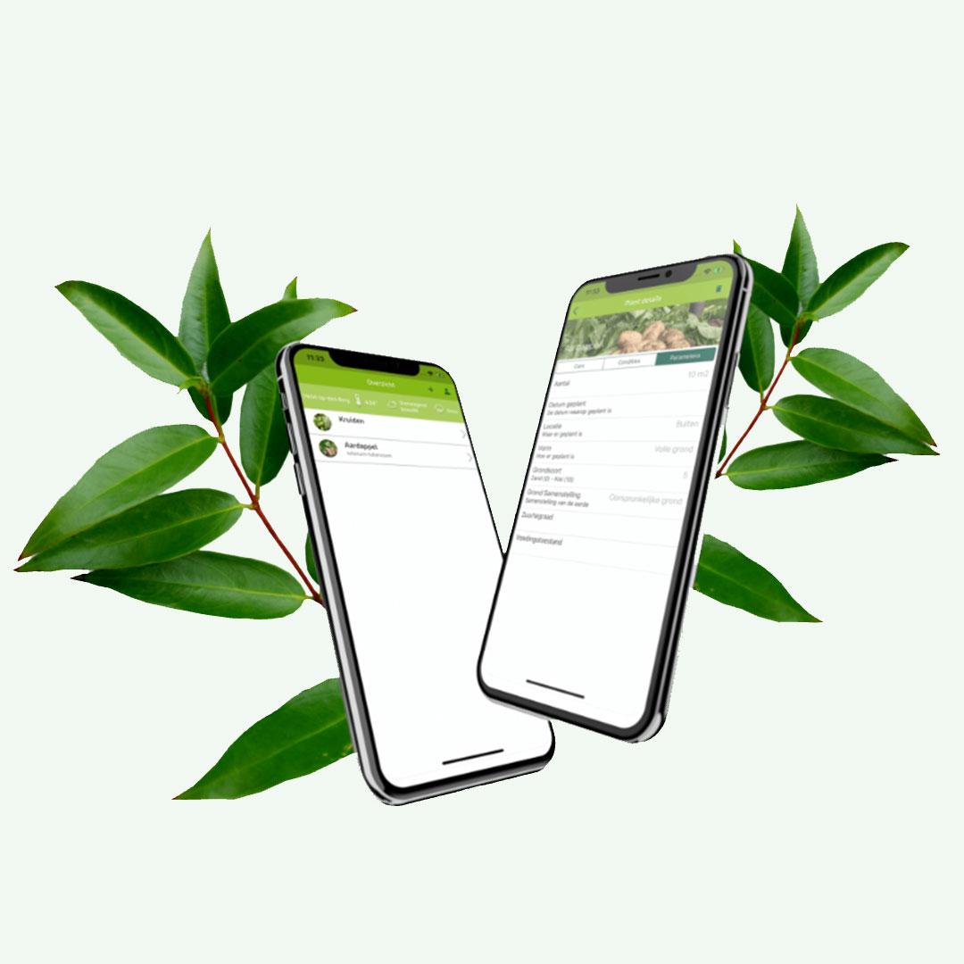 DCM Garden: de app met groene vingers