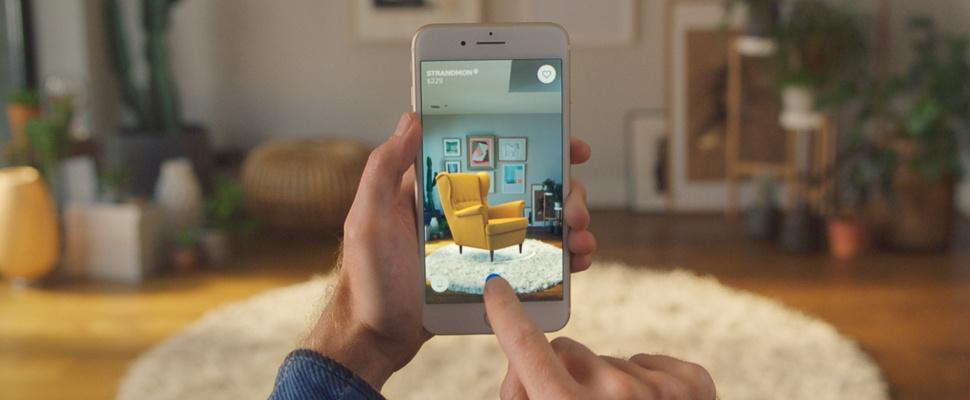 RMDY UX-trends 2021 AR/VR in IKEA app